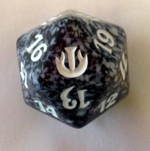 6 counter dice