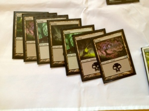 12 swamps