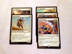 12 arcanus white cards