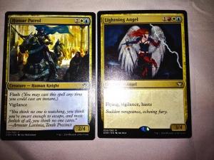 15 arcanus gold cards