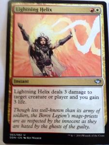 18 Lightning Helix
