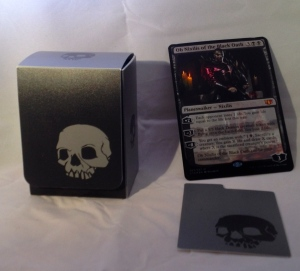 2 skull box