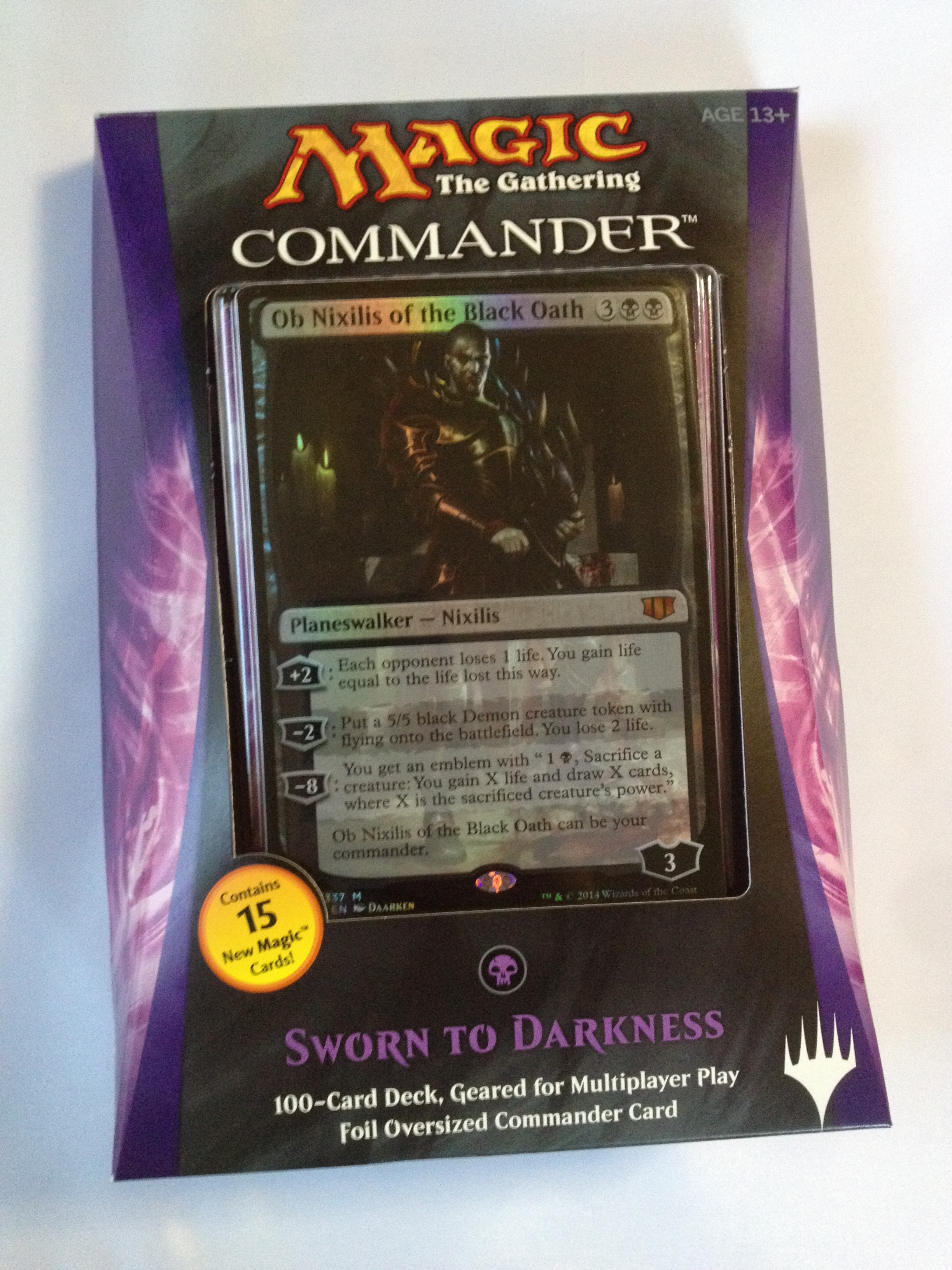 Spartannerd Unboxing And Review Commander 2014 Sworn To