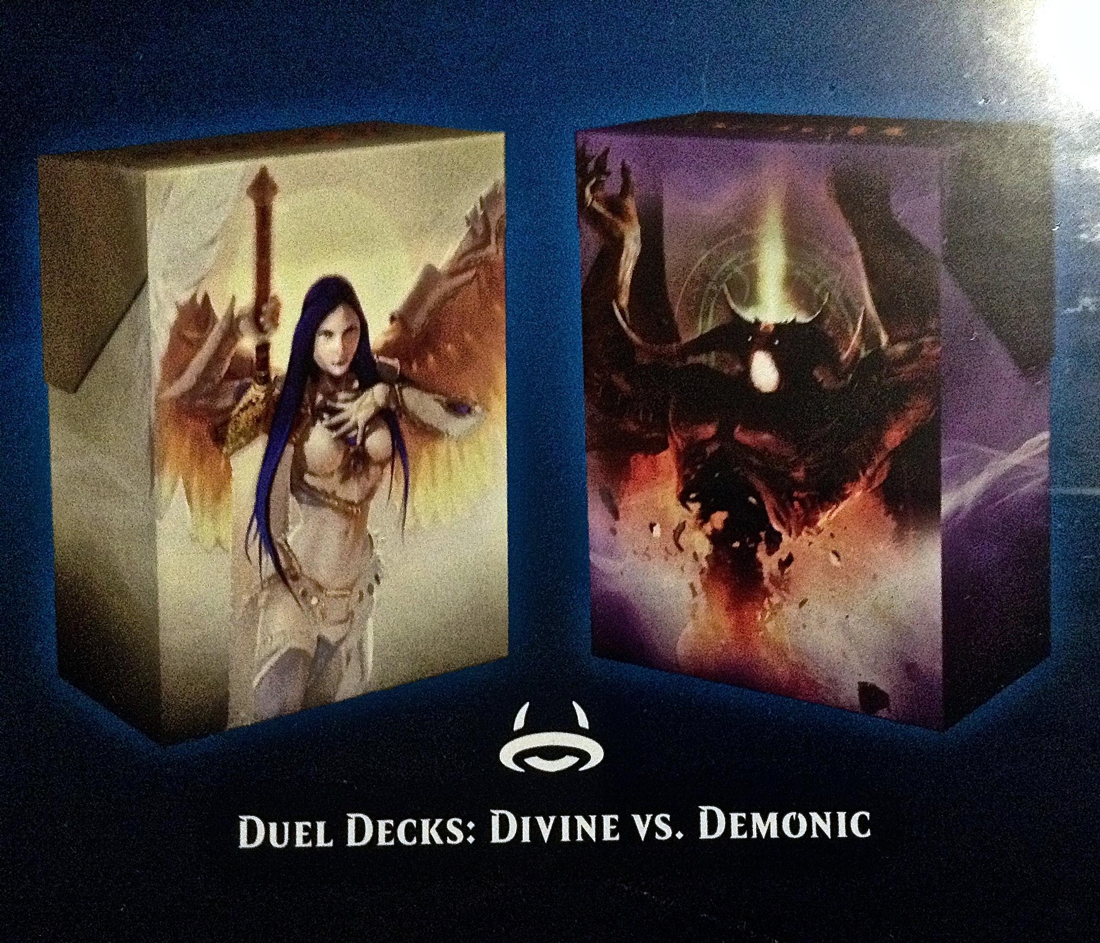 MTG Demonic Tutor Free Post Duel Decks Anthology: Divine vs. Demonic